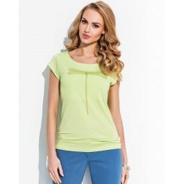 T-shirt femme à imprimé libellule