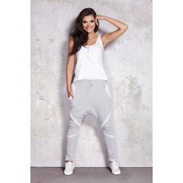 Pantalon jogging type sarouel