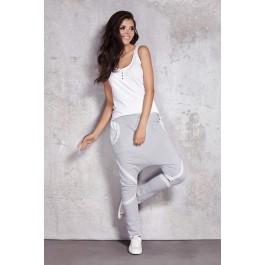 Pantalon jogging type sarouel